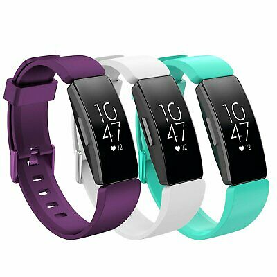 3 Pack Replacement Band Bracelet Watch for Fitbit Inspire / Inspire HR
