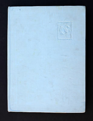 Worldwide Old Stamp Collection in Vintage Stock Book Album 246 Used Stamps