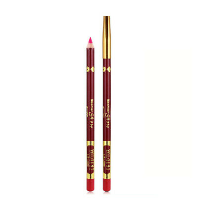 YALAIYI Impermeabile Lip Liner Color-preserving Lip Gloss Matita Lunga I4G9