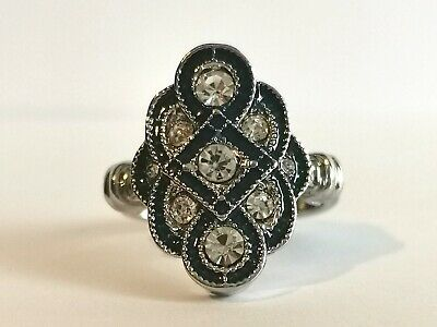 Gorgeous Art Deco Style Ring - Metal Detecting Find