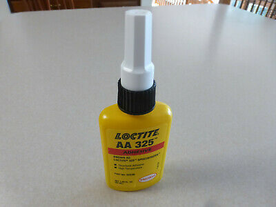 Loctite Acrylic Adhesive 50 Ml Bottle  *3-Pk*