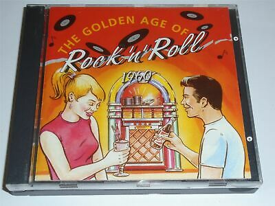 The Golden Age Of Rock N Roll 1960 Readers Digest 3 X CD Set