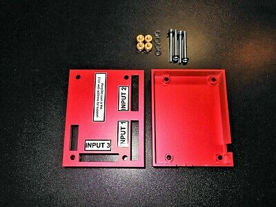 CNC Ethernet SmoothStepper Enclosure (Machined 6061 Anodized)