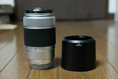 Fujinon XC50-230mm F4.5-6.7 OIS II Telephoto Lens - Silver *AS IS*