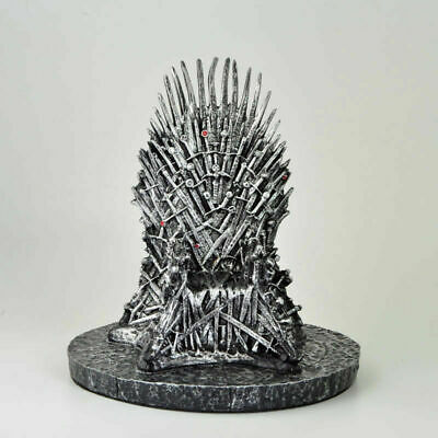 """Replica Statue Figure 7/"""" #Game Of Thrones The Iron Throne A Song Of Ice And Fire"""