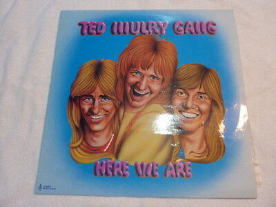 Ted Mulry Gang - Here We Are