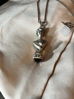 brighton LADY ROSE LONG NECKLACE WITH TWISTED CHAIN. Jewelry & Watches $78  NWOT
