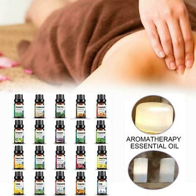 Aromatherapy Essential Oils Natural Pure Oil Fragrances Diffuser Aroma-10ML Gift
