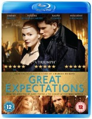Great Expectations [Blu-ray] [2012], New, DVD, FREE & FAST Delivery