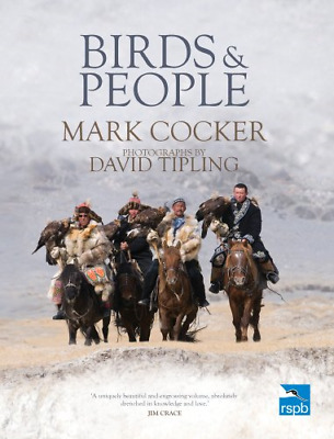 Birds and People, Very Good Condition Book, Cocker, Mark, ISBN 9780224081740