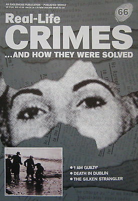 Real-Life Crimes Issue 66 - Ruth Ellis 'I am guilty', Michael Lupo