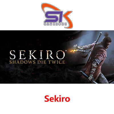 Sekiro : Shadows Die Twice - PC Steam - Region Free【Very Fast Delivry】