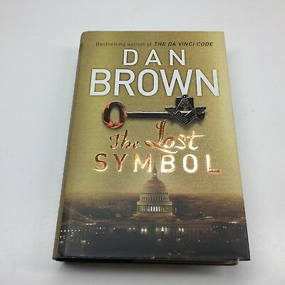 SIGNED COPY by Dan Brown: The Lost Symbol