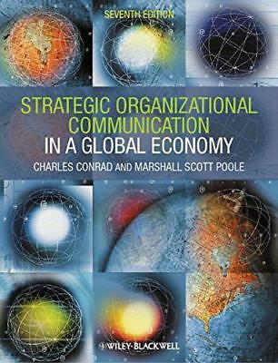 Strategic Organisationnels Communication: en un Global Économie par Charles R.