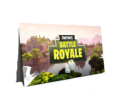 FORTNITE BATTLE ROYALE Canvas Wall Art Print Roblox Xbox One PS4