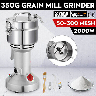 United 700g High Speed Electric Herb Grain Grinder Cereal Mill Flour Powder Machine Tools