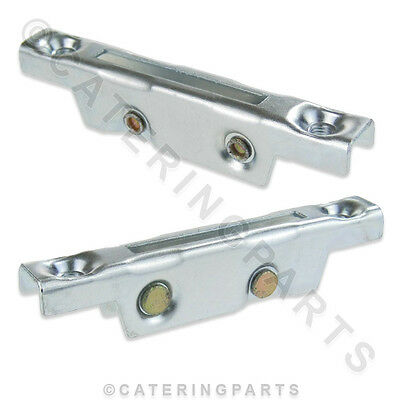 Hobart Rtcu900004 Pair Of Door Hinge Roller Holders Gas Electric Oven Fagor