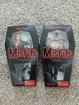 12 Inch Misfits Doyle Wolfgang Frankenstein And Jerry Only