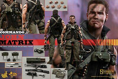 "1//6 Scale Commando Telescope For 12/"" Hot Toys Custom Male Figure U.S.A SELLER"