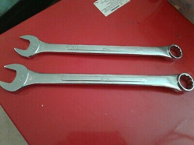 SK 1-1/4 and SK 1-1/8 wrenches,very good condition,c40 ,c38