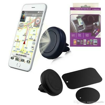 In Car Magnetic Phone Holder Fits Air Vent Universal Mount For Various Mobiles