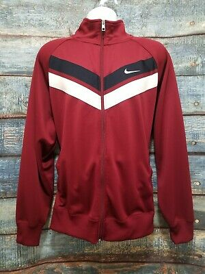 RED NIKE TRACK jacket Mens XL $15.70 | PicClick