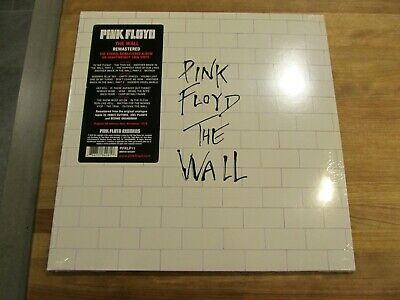 """Pink Floyd """"The Wall"""" Unopened ReMastered 180g 2016 LP"""