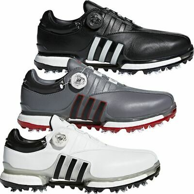 50% off adidas GOLF MENS TOUR360 EQT BOA LEATHER GOLF SHOES - STANDARD FITTING