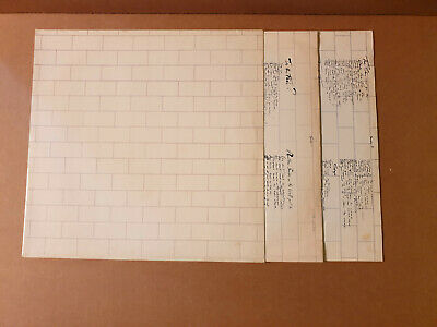 Pink Floyd – The Wall, DLP