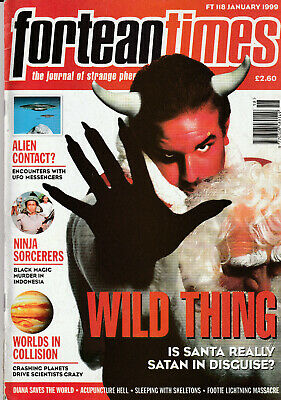 FORTEAN TIMES Magazine January 1999 - Wild Thing