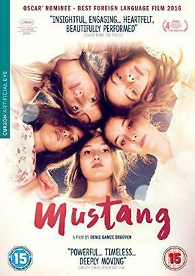 Mustang [DVD], New, DVD, FREE & Fast Delivery