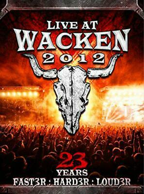 Live At Wacken 2012, Various Artists, Audio CD, New, FREE & Fast Delivery