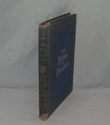 Antique Illustrated Book The Vicar Of Wakefield By Oliver Goldsmith Sangster