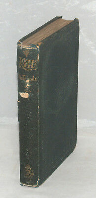 Antique Book Artemus Ward His Travels Comic Illustrations By Mullen Mormon 1865