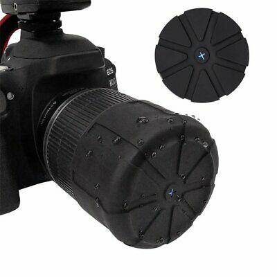 SLR Camera Silicone Protector Lens Cover DSLR protective Waterproof Universal