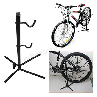 Heavy Duty Bicycle Workstand Adjustable Bike Cycle Repair Stand Maintenance