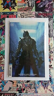 BATMAN WHO LAUGHS THE GRIM KNIGHT #1 GABRIELE DELL'OTTO VARIANT new B&B 🔥