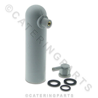 Elettrobar 984002 Water Fill Level Air Trap Chamber For Dishwasher & Glasswasher