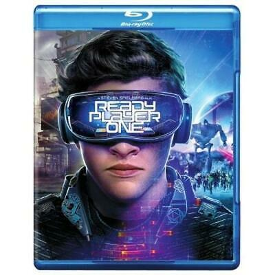 Ready Player One (Blu-Ray/DVD, 2018)