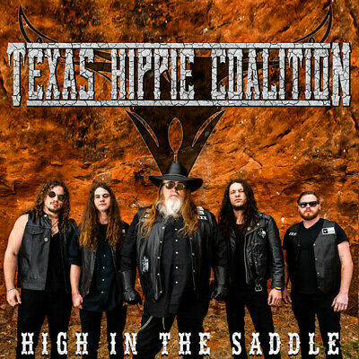 Texas Hippie Coalition - High In The Saddle [New CD]