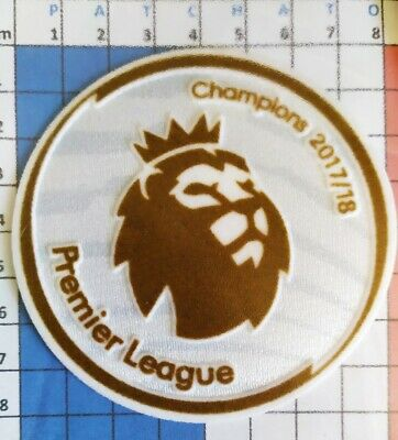 Angleterre Patch Badge Premier League maillot Jersey Foot English Champion 17/18