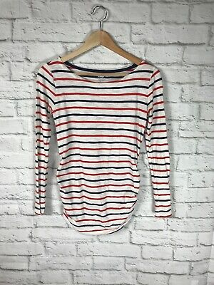 Old Navy Maternity Striped Long Sleeve Shirt Size XS