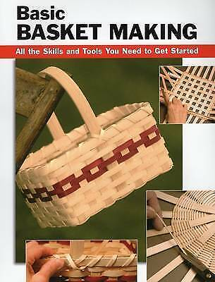 Basic Basket Making (Stackpole Basics) by Linda Franz, NEW Book, FREE & Fast Del