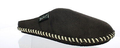 8f0b2b0db WOOLRICH MENS FLEECE Mill Scuff Slippers Sz M's 8-9 M 161 - $30.00 ...