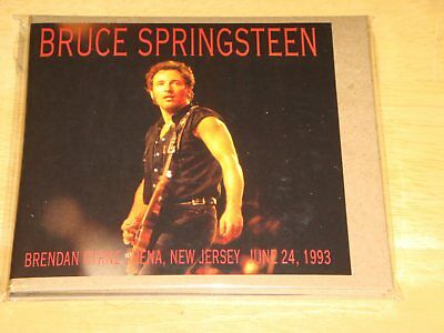 Springsteen LIVE 6/24/1993 MEADOWLANDS New Jersey 4CD HUMAN TOUCH / LUCKY TOWN