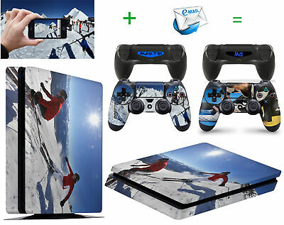 Faceplates, Decals & Stickers Video Game Accessories Sony Ps4 Stickers Destiny Decals Console & Controllers Skin Tn-469