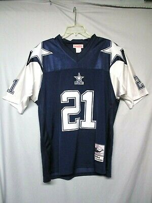 0ac3f68d7b4 NFL Dallas Cowboys Deion Sanders Mitchell & Ness Double Star Jersey size 50
