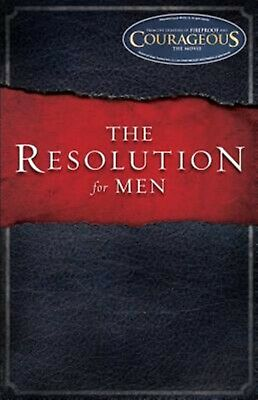 The Resolution for Men by Kendrick, Stephen 9781433671227 -Paperback