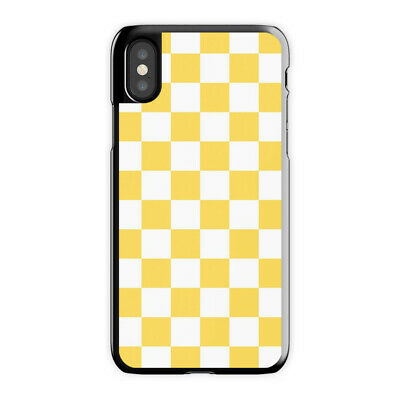 buy online ec2ef 6dda6 MUSTARD YELLOW AND White iPhone X 6 7 8 Plus S Case/Cover - $10.99 ...
