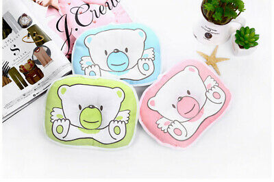 Baby Newborn Pillow Prevent Flat Head Infant Cushion Sleeping Support